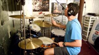 DAFT PUNK - FRAGMENTS OF TIME - DRUM COVER HD