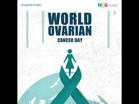 Ovarian Cancer Day - Know more the symptoms and risk factors