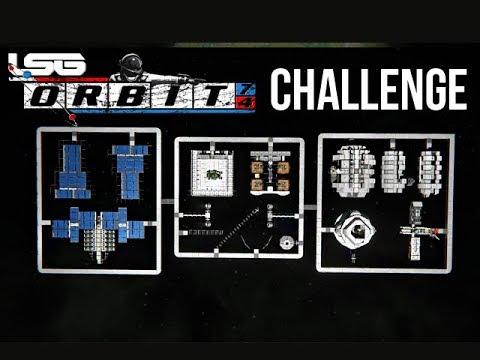 Space Engineers - Orbiter 74 Model Kit Build Challenge