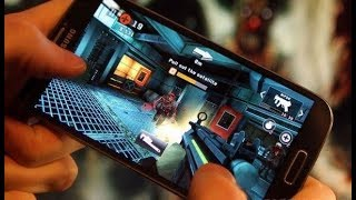 Top 5 Offline Android Games Full HD graphics High quality Gaming 2017