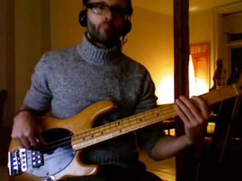 We are family - Sister Sledge - bass playalong.mov