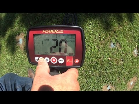 Fisher F44 Metal Detector In Depth review and testing