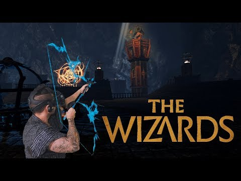 The Wizards - Release Date Mixed Reality Trailer thumbnail