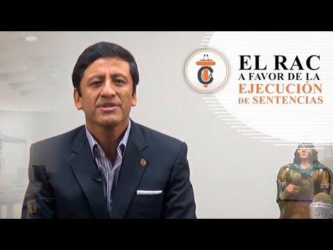 EL RAC A FAVOR DE LA EJECUCIÓN DE LAS SENTENCIAS - Tribuna Constitucional 63 - Guido Aguila Grados