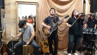 """Blackbird Song"" by Lee DeWyze at @FreePeople #LiveMusic"