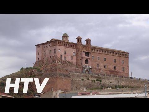 Hospedería Castillo Papa Luna, Casa rural en Illueca