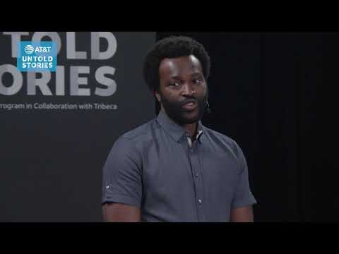 AT&T Untold Stories, A Gift to Diversity in Film-youtubevideotext