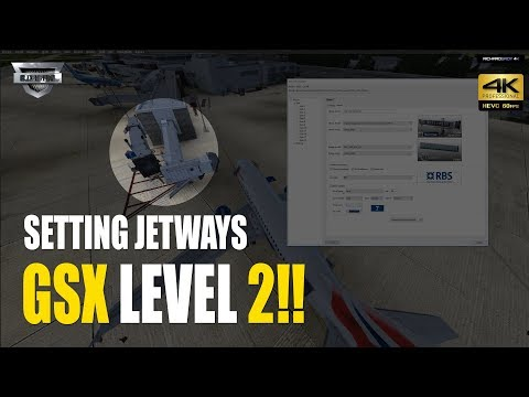 GSX Level 2 Tutorial  Chapter 7: DOUBLE & SINGLE JETWYAS AND