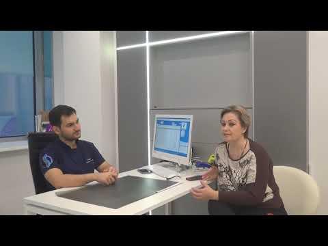 Отзыв пациентки после лечения гемангиомы первого грудного позвонка