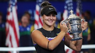 Bianca Andreescu's best shots and highlights of the 2019 season (Part 2, Toronto to WTA Finals)
