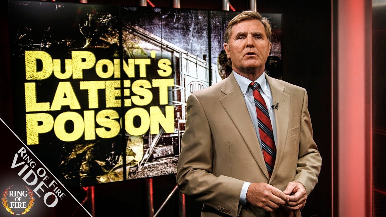North Carolina Drinking Water Poisoned By DuPont's Newest Poison thumbnail