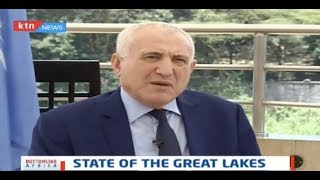State of the Great Lakes: One on One with outgoing UN Special Envoy for the Great Lakes Region