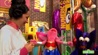 "Sesame Street:""Elmo Super Numbers"" Preview"
