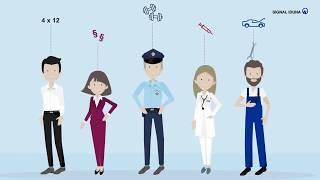 Berufsunfähigkeitsschutz mit SI WorkLife
