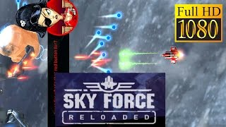 Sky Force Reloaded Game Review 1080P Official Infinite Dreams Action 2016