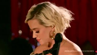 Katy Perry - Daisies (Acoustic) - LIVE At IHeartRadio Living Room Concert