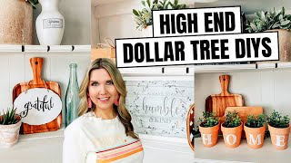 High End Dollar Tree DIY Home Decor - Dollar Tree Room Decor 2020