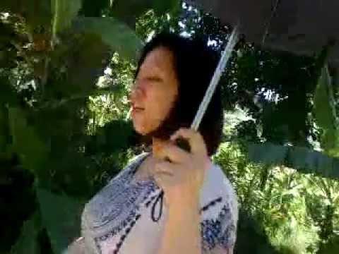 Mata ng tubig mula sa mga worm