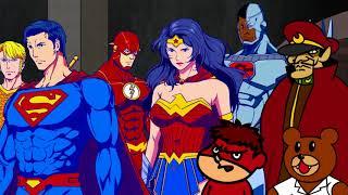 映画『DCスーパーヒーローズ vs 鷹の爪団』本予告【HD】2017年10月21日(土)公開