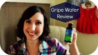 Mommy's Bliss Gripe Water Review