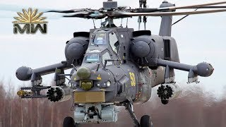 Mil Mi-28 (Havoc) - Russian Attack Helicopter [Review]