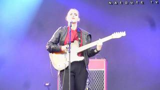 "Anna Calvi ""First we kiss"" Live @ Rock en Seine - Paris 2011.08.28"