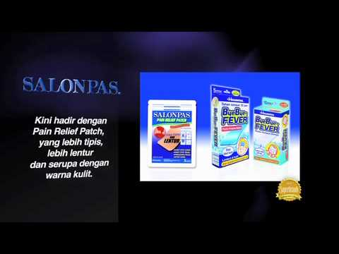 Indonesia Media Salonpas 2012
