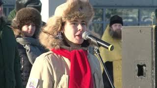 100-дневный лыжный переход в честь 75-летия Победы стар...