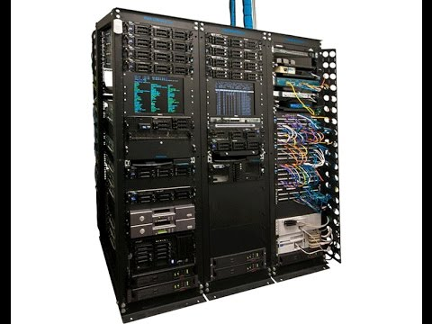 Scrap! Server Racks and what make them valuable?