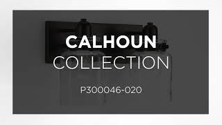 video: Calhoun_P300046-020