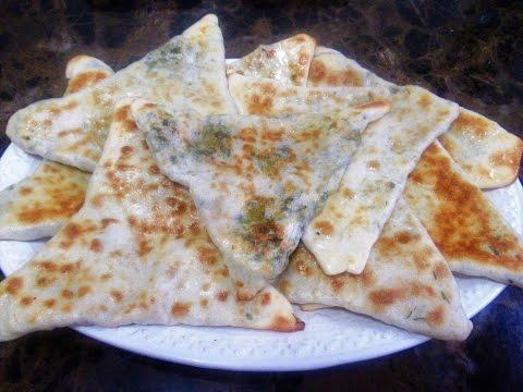 Bolani  recipe  ( afghan bolani ) best appetizer recipe bolani