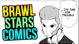 Brawl Stars COMICS! Best Fan Made Comics Of Brawl Stars! #2
