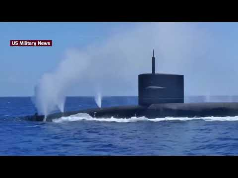 Ohio-Class Submarine: America's Secret Weapon to Fight China in the Indo-Pacific.
