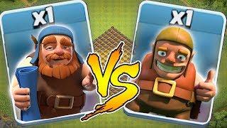 Builder VS. Builder Round 2 ☢Clash Of Clans☢ Troll Battle!!