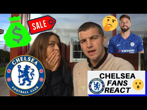 SHOULD CHELSEA FC Sell Our YOUNG ENGLISH PLAYERS? || GIROUD To Leave? || CHELSEA FANS REACT