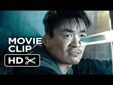 Kung Fu Killer Movie CLIP - A Fight With the Weapon Master (2015) - Donnie Yen Movie HD