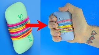 Trying 35 BATHROOM LIFE HACKS YOU'LL ACTUALLY WANT TO TRY by 5 Minute-Crafts