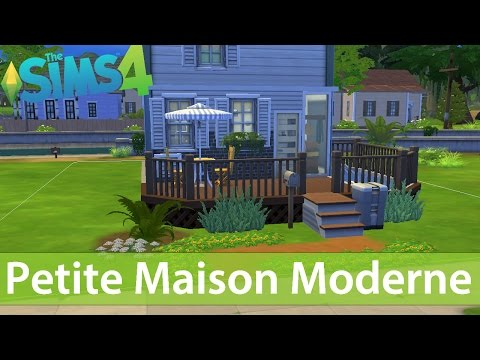 Petite Maison Moderne 6x6 Living The Sims Forums