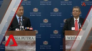 Singapore, Malaysia agree to suspend overlapping port limits