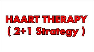 HAART Therapy for HIV | Antiretroviral Therapy (Made Easy)