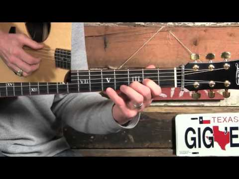 How To Play Silent Night Fingerstyle Guitar