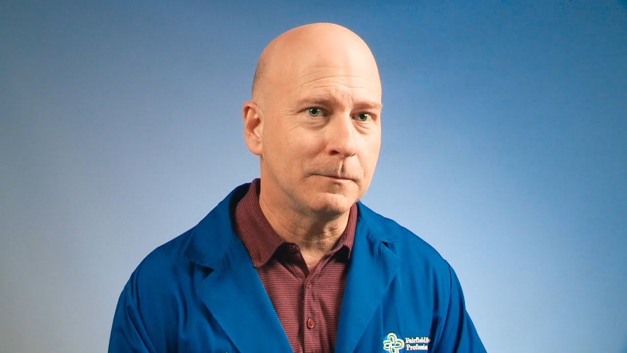 Experience the Team Approach with Andrew Dagg-Murry, M.D.