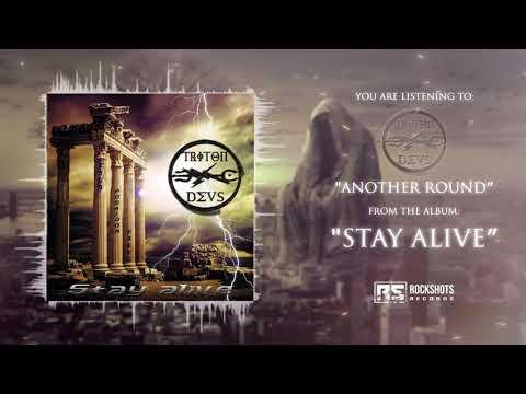 TRITON DEVS - Another Round (VISUALIZER) online metal music video by TRITON DEVS