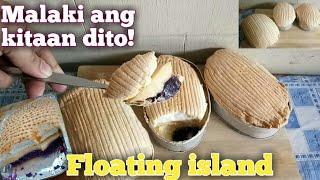 Floating island recipe | patok na pang negosyo | patok sa mga handaan