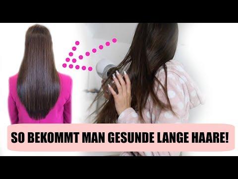 Die Hauptvitamine für die Schönheit des Haares