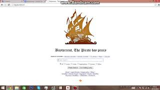 How to download stuff from a Pirate Bay Proxy! Working Dec  2018