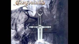 Dragonland- Holy War.