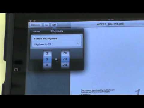 Imprimir documentos através do seu smartphone