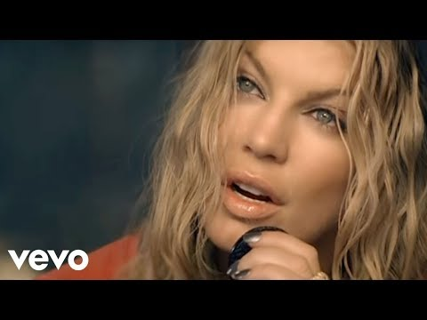 Fergie - Big Girls Don't Cry