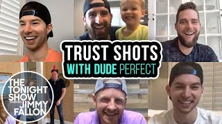 Trust Shots With Dude Perfect